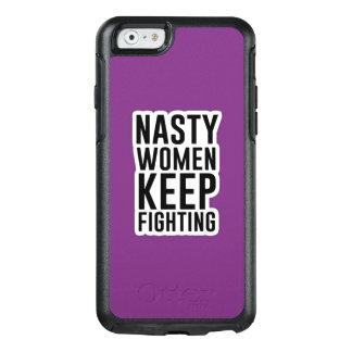 Funda Otterbox Para iPhone 6/6s Las mujeres desagradables guardan el luchar de