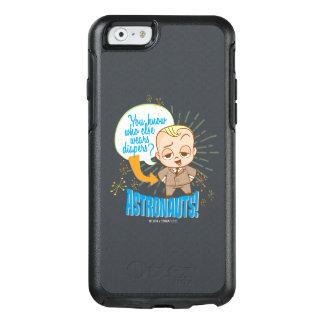 Funda Otterbox Para iPhone 6/6s Los astronautas del bebé el   de Boss