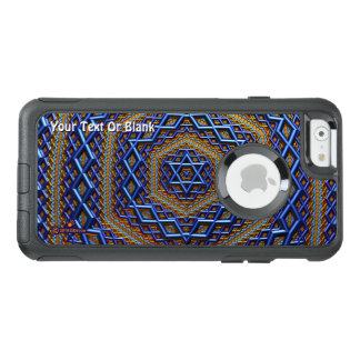 Funda Otterbox Para iPhone 6/6s Magen David metálico adornado