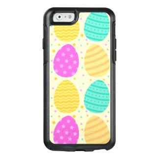 Funda Otterbox Para iPhone 6/6s Modelo colorido lindo de los huevos de Pascua