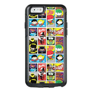 Funda Otterbox Para iPhone 6/6s Modelo de la compilación de la liga de justicia de