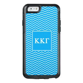 Funda Otterbox Para iPhone 6/6s Modelo de la gamma el | Chevron de Kappa Kappa