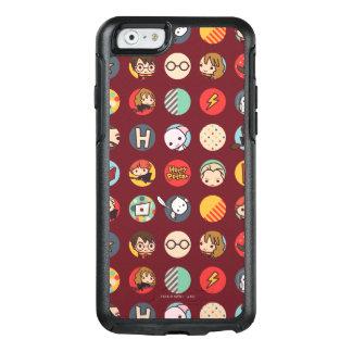 Funda Otterbox Para iPhone 6/6s Modelo de los iconos del dibujo animado de Harry