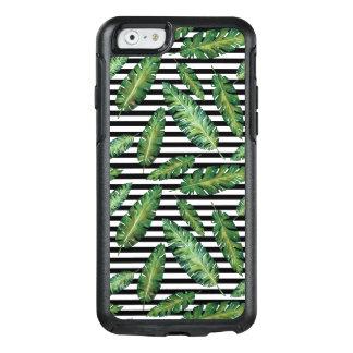 Funda Otterbox Para iPhone 6/6s Modelo tropical del verano de la hoja del plátano