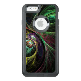 Funda Otterbox Para iPhone 6/6s Ojo para observar al viajero del arte abstracto
