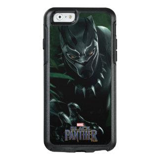 Funda Otterbox Para iPhone 6/6s Pantera negra el | en la selva