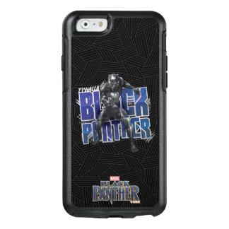 Funda Otterbox Para iPhone 6/6s Pantera negra el | T'Challa - gráfico de la