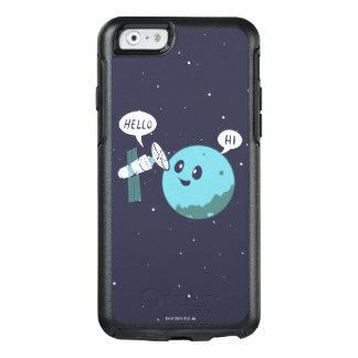 Funda Otterbox Para iPhone 6/6s Planeta