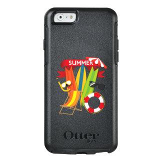 Funda Otterbox Para iPhone 6/6s Playa Watersports del verano