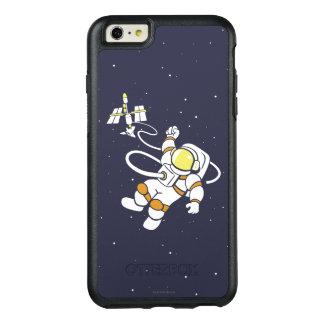 Funda Otterbox Para iPhone 6/6s Plus Astronauta