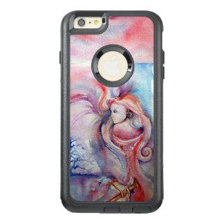 Funda Otterbox Para iPhone 6/6s Plus AVALON/fantasía azul rosada de la magia y del