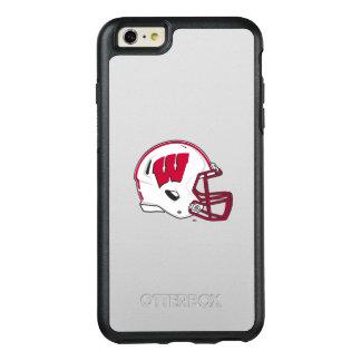 Funda Otterbox Para iPhone 6/6s Plus Casco de fútbol americano de Wisconsin el |