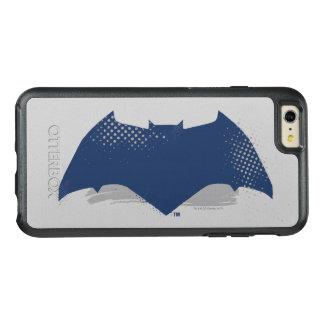 Funda Otterbox Para iPhone 6/6s Plus Cepillo de la liga de justicia el | y símbolo de