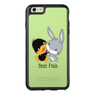 Funda Otterbox Para iPhone 6/6s Plus Chibi DAFFY DUCK™ y ™ de BUGS BUNNY