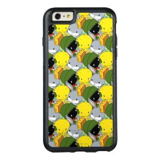 Funda Otterbox Para iPhone 6/6s Plus Chibi MARVIN el ™ de MARTIAN™, de TWEETY™, y de
