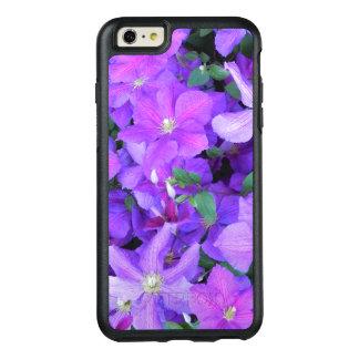 Funda Otterbox Para iPhone 6/6s Plus Clematis violeta hermoso