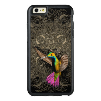 Funda Otterbox Para iPhone 6/6s Plus Colibrí en vuelo