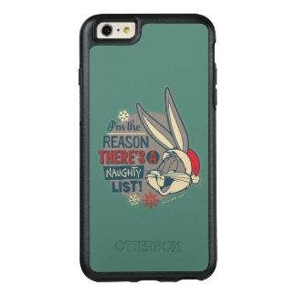 Funda Otterbox Para iPhone 6/6s Plus ™ de BUGS BUNNY - la razón allí es una lista