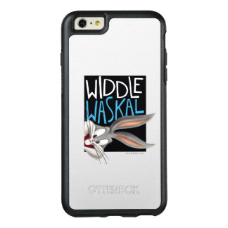 Funda Otterbox Para iPhone 6/6s Plus ™ de BUGS BUNNY - Widdle Waskal