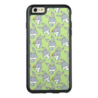 Funda Otterbox Para iPhone 6/6s Plus ™ de Chibi BUGS BUNNY con la zanahoria
