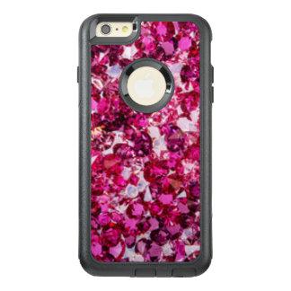 Funda Otterbox Para iPhone 6/6s Plus Diamantes rosados del multicolor