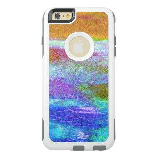 Funda Otterbox Para iPhone 6/6s Plus Diseño abstracto de la onda de la puesta del sol