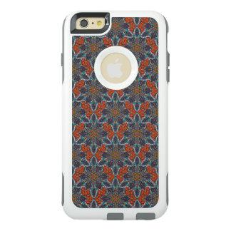 Funda Otterbox Para iPhone 6/6s Plus Diseño floral del modelo del extracto de la