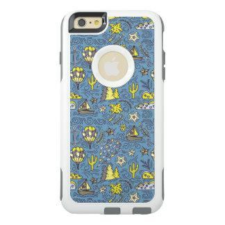 Funda Otterbox Para iPhone 6/6s Plus Diversión del viaje