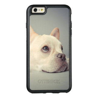 Funda Otterbox Para iPhone 6/6s Plus Dogo francés agujereado