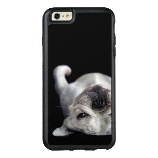 Funda Otterbox Para iPhone 6/6s Plus Dogo francés que descansa sobre el suyo detrás