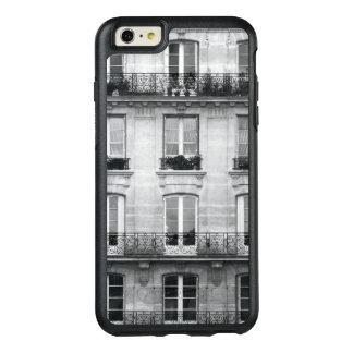 Funda Otterbox Para iPhone 6/6s Plus Edificio blanco y negro del vintage del viaje el |
