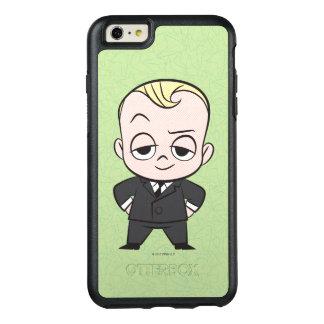 Funda Otterbox Para iPhone 6/6s Plus El bebé de Boss el   no soy ningún bebé ordinario