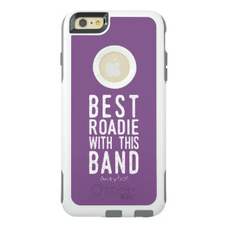 Funda Otterbox Para iPhone 6/6s Plus El mejor Roadie (quizá) (blanco)