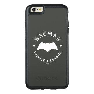 Funda Otterbox Para iPhone 6/6s Plus Emblema retro del palo de la liga de justicia el |