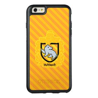 Funda Otterbox Para iPhone 6/6s Plus Escudo de Hufflepuff del dibujo animado