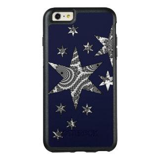Funda Otterbox Para iPhone 6/6s Plus Estrellas de la fantasía 3 D