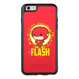 Funda Otterbox Para iPhone 6/6s Plus Flash de Chibi con electricidad