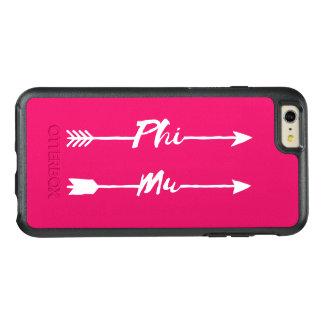 Funda Otterbox Para iPhone 6/6s Plus Flecha de MU de la phi