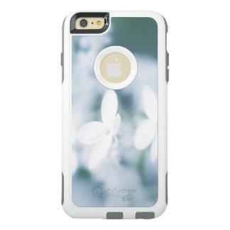 Funda Otterbox Para iPhone 6/6s Plus Flores blancos hermosos