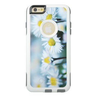 Funda Otterbox Para iPhone 6/6s Plus Flores de la margarita