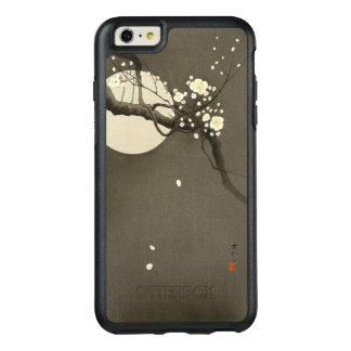Funda Otterbox Para iPhone 6/6s Plus Flores del ciruelo en la noche por el vintage de