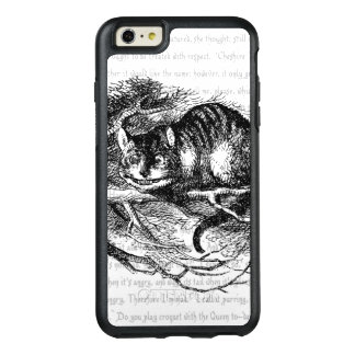 Funda Otterbox Para iPhone 6/6s Plus +[Gato de Cheshire]+