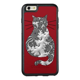 Funda Otterbox Para iPhone 6/6s Plus Gato de la fantasía 3 D