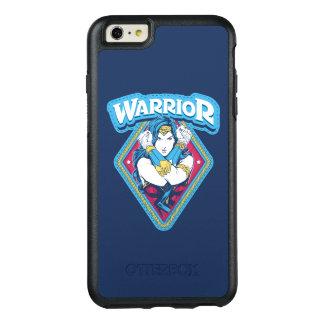Funda Otterbox Para iPhone 6/6s Plus Gráfico del guerrero de la Mujer Maravilla
