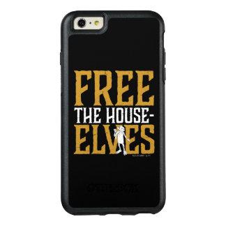 Funda Otterbox Para iPhone 6/6s Plus Harry Potter el | libremente los duendes de la
