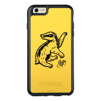 Funda Otterbox Para iPhone 6/6s Plus Icono del tejón de Harry Potter el | Hufflepuff
