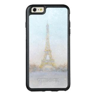 Funda Otterbox Para iPhone 6/6s Plus Imagen de la acuarela el | de Eiffel Towe
