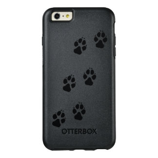 Funda Otterbox Para iPhone 6/6s Plus Impresiones de la pata de un perro
