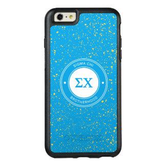 Funda Otterbox Para iPhone 6/6s Plus Insignia de la ji el | de la sigma