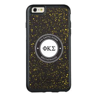 Funda Otterbox Para iPhone 6/6s Plus Insignia de la sigma el | de Kappa de la phi